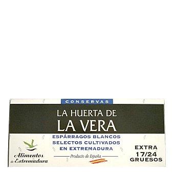 La Huerta de la Vera Espárragos blancos 17/24 425 g