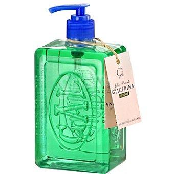 Gal Jabón líquido de manos té verde dosificador 400 ml