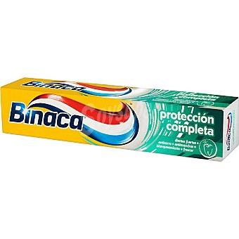 Binaca pasta dentífrica Protección Completa  tubo 75 ml