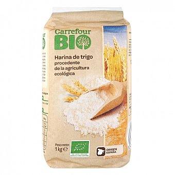 Carrefour Bio Harina de trigo ecológica 1 kg 1 kg