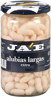 JA'E Alubias Blancas Largas Extra Frasco 400 g
