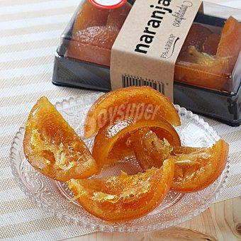 Paoarrop Naranja a cuartos confitada Envase de 250 g