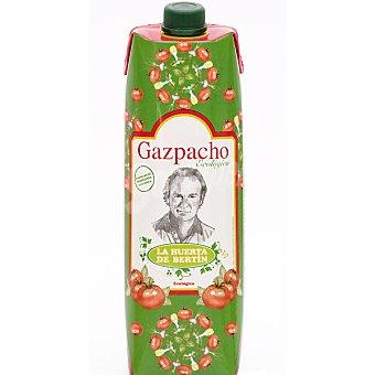 BERTIN OSBORNE LA HUERTA DE BERTIN Gazpacho ecológico Envase 1 l