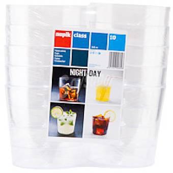Nupik Vasos 500 cc transparente Pack 50 unid
