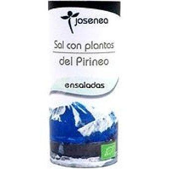 JOSENEA Sal con plantas para ensaladas Bolsa 100 g