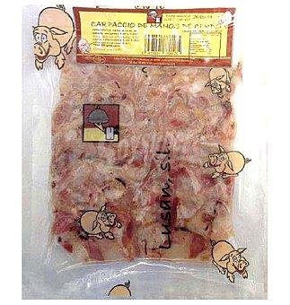 Carpaccio manos de cerdo 220 gramos