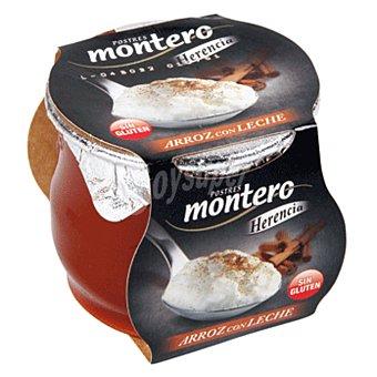 MONTERO Arroz con leche 140 gr