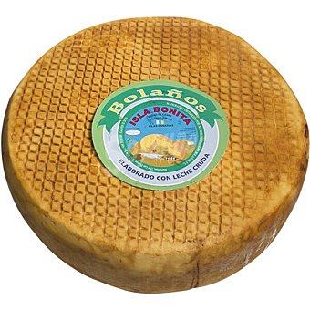 BOLAÑOS Isla Bonita queso curado ahumado elaborado con leche cruda 100 gramos