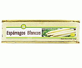 Productos Económicos Alcampo Esparragos Blancos Primera 10/16 Piezas 220g