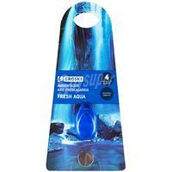 Eroski Ambientador gota azul Pack 1 unid