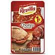 Chorizo selecto tradición en lonchas Paquete 70 g Revilla