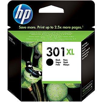 HP Nº 301 XL cartucho color negro