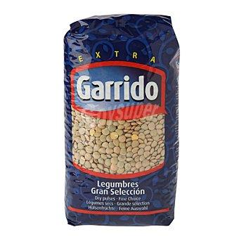 Garrido Lenteja castellana 1 kg