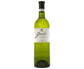 Gadir Vino blanco chardonnay y palomino de la tierra de Cádiz, bodegas Osborne Botella de 75 centilitros