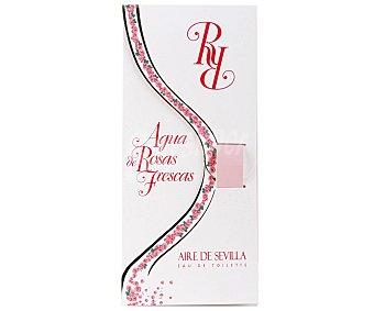 AIRE DE SEVILLA Agua de Rosas Frescas eau de toilette femenina spray 150 ml