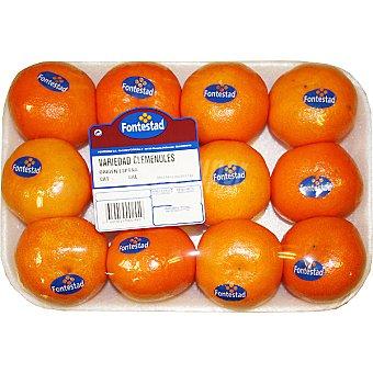 Fontestad Clementinas peso aproximado Bandeja 1,1 kg