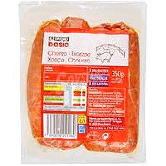 Eroski Chorizo fresco Bandeja 350 g