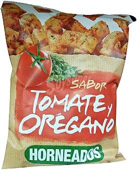 HACENDADO Panes mini horneados sabor tomate y orégano Paquete de 100 g