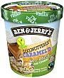 Helado vegano de coco y caramelo Non Dairy 415 G 415 g Ben & Jerry's