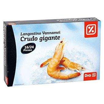 DIA langostino crudo 16/24 caja 800 gr