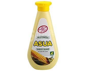 Asua Mayonesa sabor suave con aceite de maíz 450 gramos
