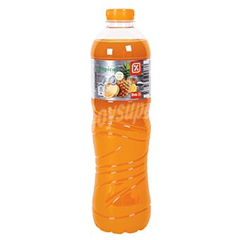 DIA Refresco de frutas tropicales botella 1,5 l Botella 1,5 l