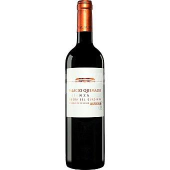 Palacio Quemado Vino tinto crianza D.O. Ribera del Guadiana botella 75 cl 75 cl