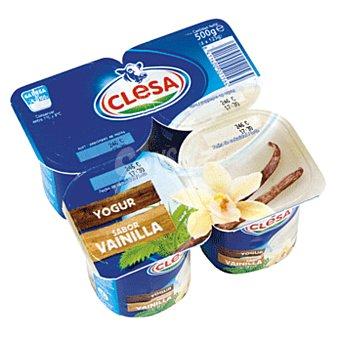 Kalise Yogur sabor vainilla pack 4 unds. 125 g Pack 4 unds. 125 g