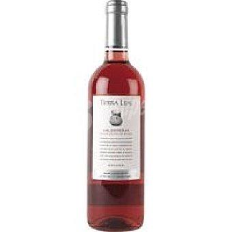 Tierra Leal Vino Rosado Valdepeñas Botella 75 cl