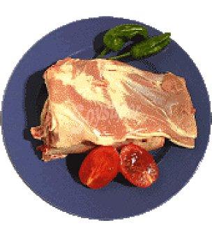 Paletilla de cordero lechal Bandeja de 550.0 g.