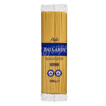 Hacendado Tallarin pasta Paquete 500 g