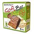 Gofi Bar - barritas de gofio plátano y coco  5x35g, caja 175 g La Piña