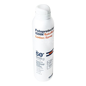 Isdin Fotoprotector Pediatrics spray FP 50+ para piel sensible 200 ml