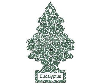 Abc parts Ambientador colgante con aroma a pino eucalipto, PARTS.