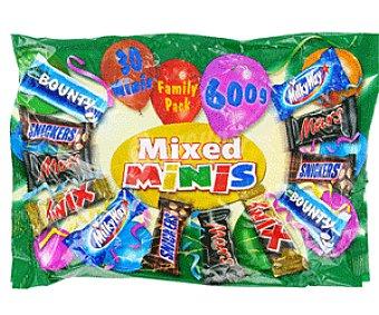 Mars Barritas de Chocolate 600 Gramos