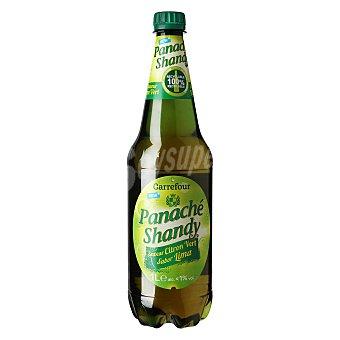 Carrefour Cerveza Panaché Shandy con sabor Lima 1 l