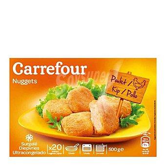 Carrefour Nuggets 100 % pollo 500 g