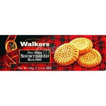 WALKERS Shortbread Round 150g