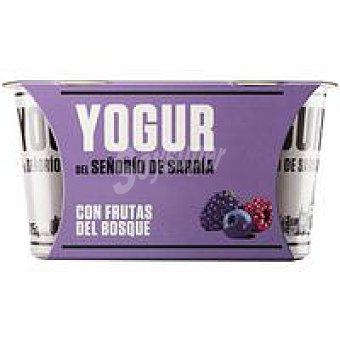 Señorio de Sarria Yogur con frutas del bosque Pack 2 x 125 g