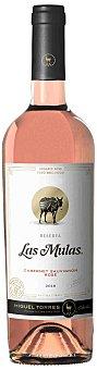 Torres Las Mulas Cabernet Sauvignon Rosé Organic 2017 750 ml
