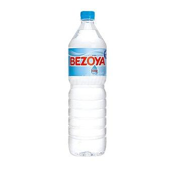 Bezoya Agua mineral Botella 1,5 l