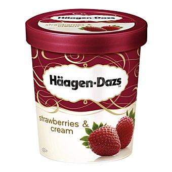 Häagen-Dazs Helado Strawberry 448 g