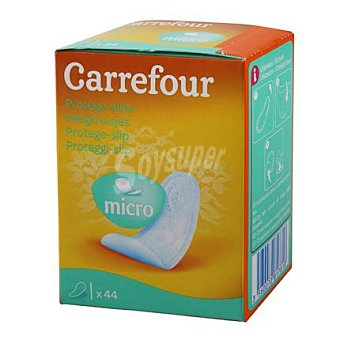 Carrefour Protege-slip micro 44 ud