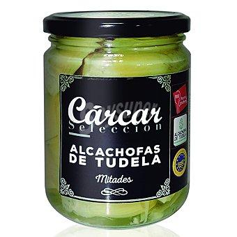 Carcar Alcachofas de Tudela en mitades Cárcar sin lactosa 250 g