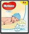 Toallitas pure para recién nacidos 4 paquetes de 56 unidades Huggies