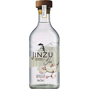 JINZU Ginebra premium clásica británica  botella de 70 cl