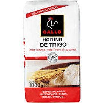 Gallo Harina extra Paquete 1 kg + 15%