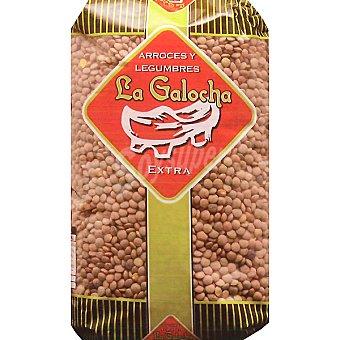 LA GALOCHA Lenteja pardina Envase 1 kg
