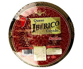 PRODUCTO ALCAMPO Queso Ibérico curado 375 gramos aproximados