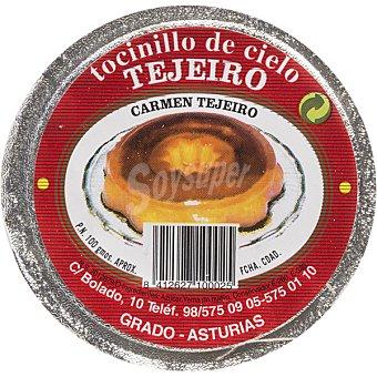 CARMELINA Tocinillo de cielo Tarrina 100 g